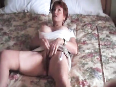 Redhead mature mom interracial amateur fucking