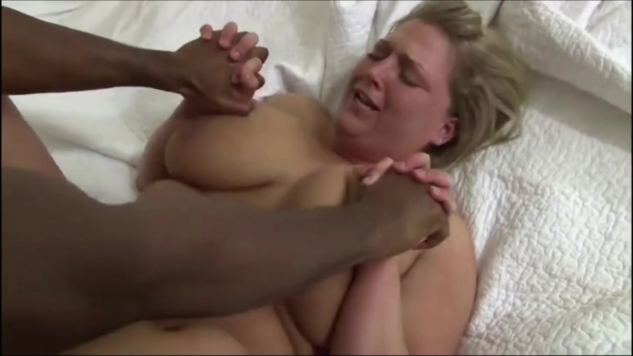 PAWG BBW fucked by big blackcock