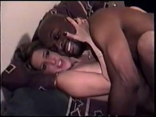 Blonde white hotwife gets gangbanged by blacks