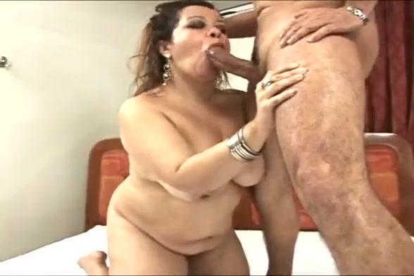 Mature brazilian latina mom hardcore gaging anal