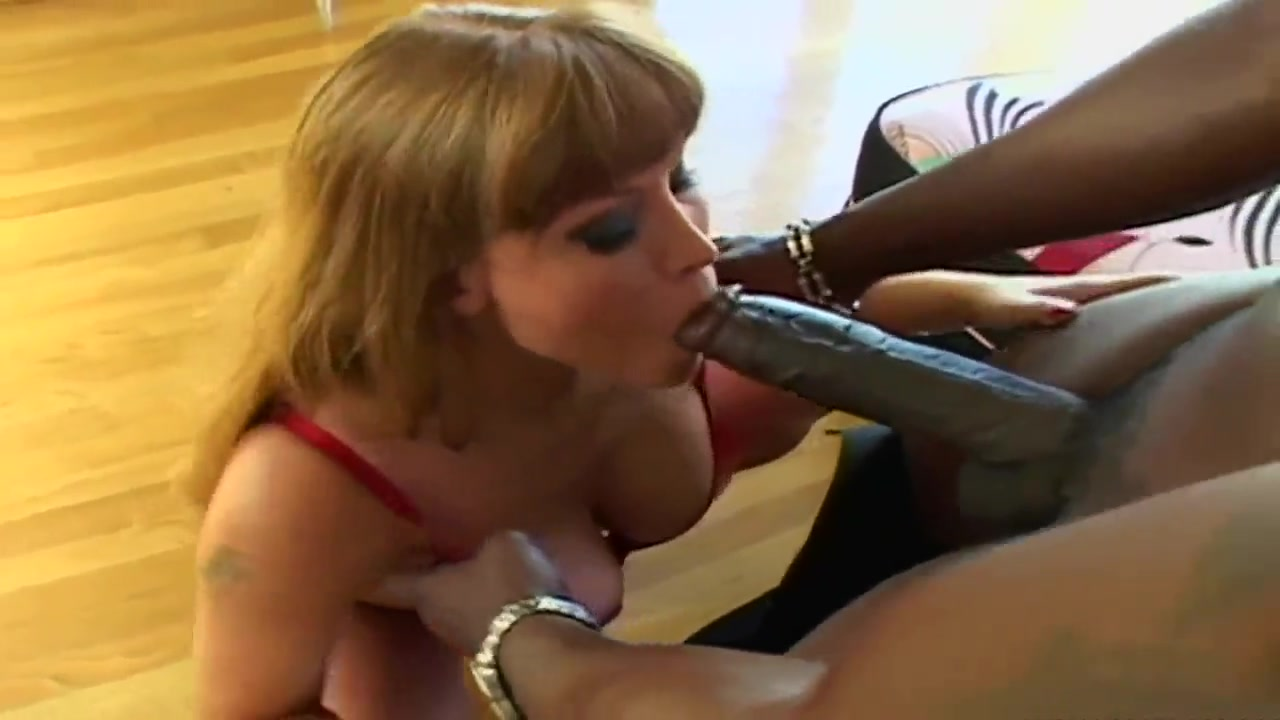 White milf red lingerie gets anal doggystyle hardcore