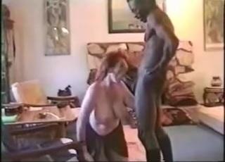 Mature redhead wife w pierced nipples gets creampie