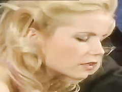Stunning blonde hottie gets BBC from Omar