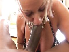 Blonde busty german mature interracial anal