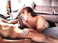 White cheating wife amateur gets creampie from